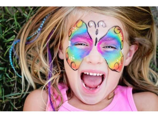 Hire Face Painting