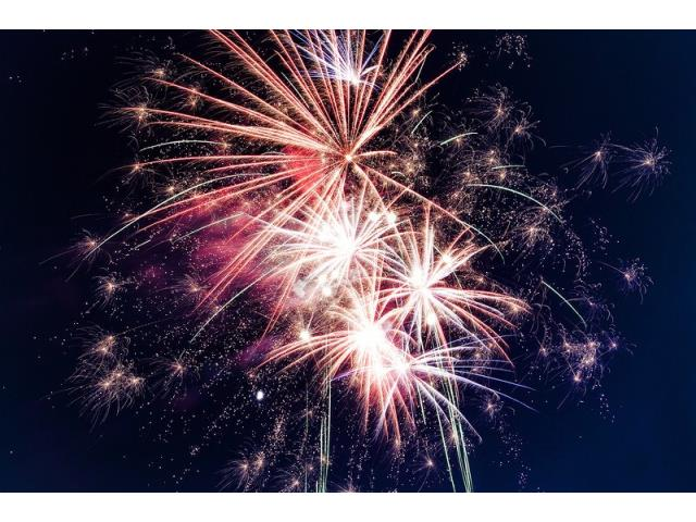 Book Firework Displays