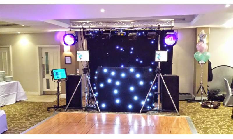 Black Gold Karaoke-Disco Rig with small screens.jpg
