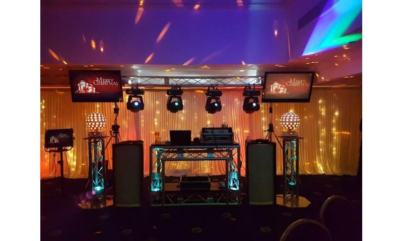 Large Hi-Tech Karaoke-Disco Rig.jpg