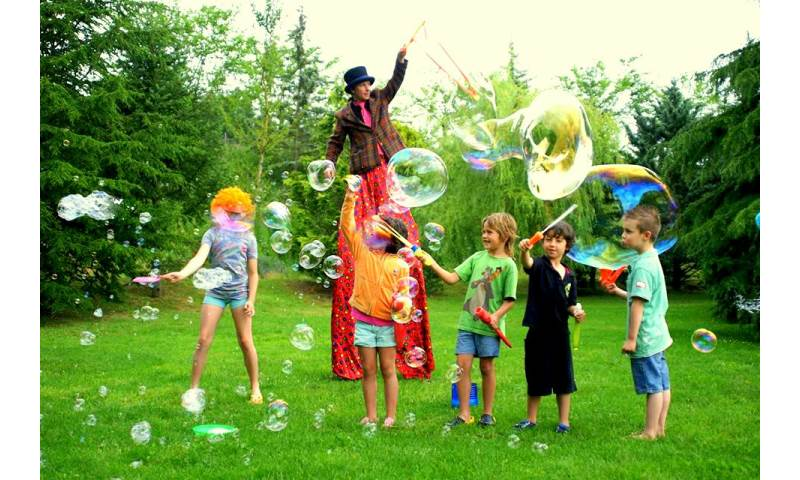 Bubbles Workshop