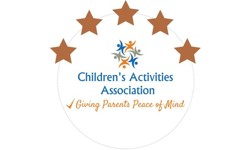 Accredited with the Children's Activities Association