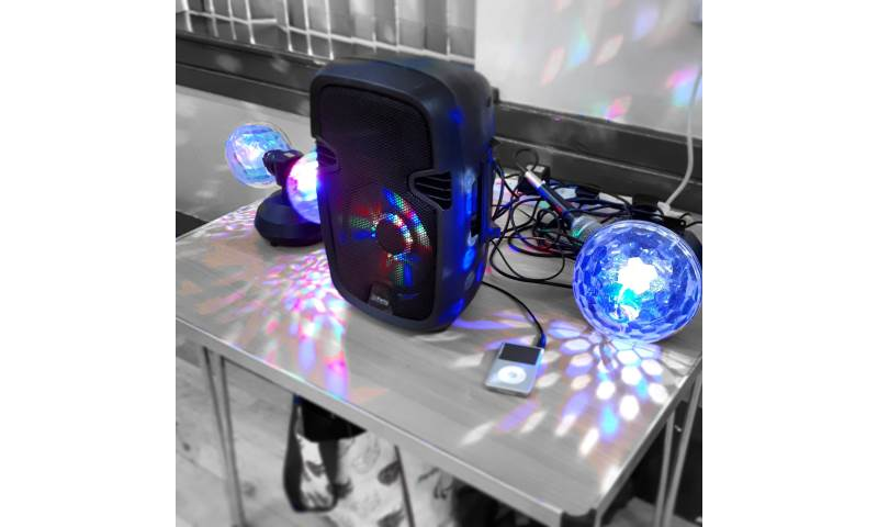 Mini Disco Kids Party