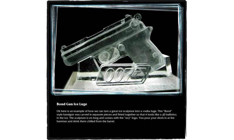 007 gun luge