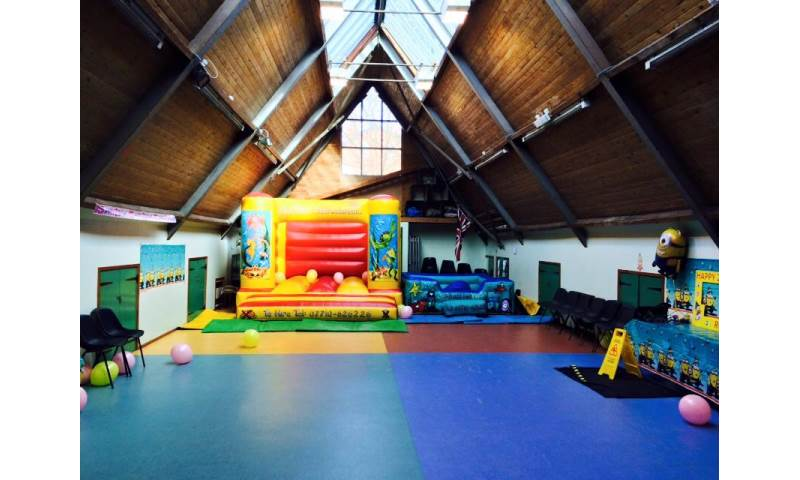 12ft Castle and Ball Pool