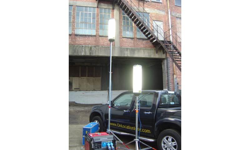 External lighting solutions