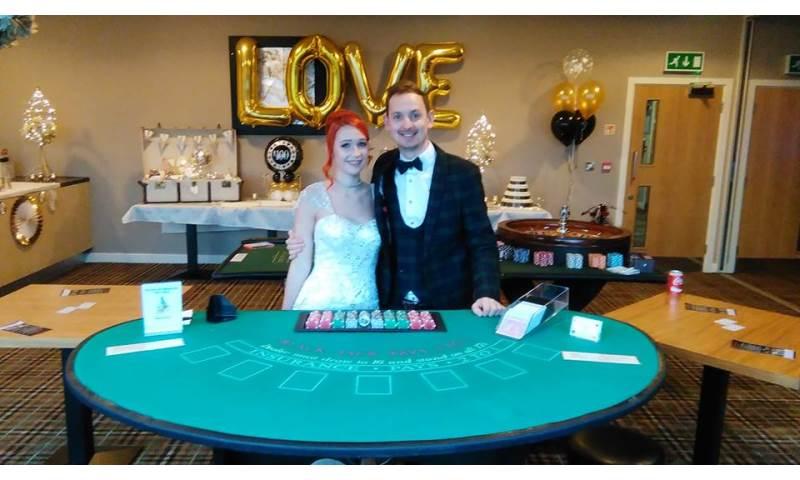 Casino Wedding Entertainment