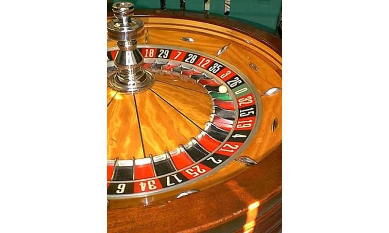 Full Size Roulette Wheels
