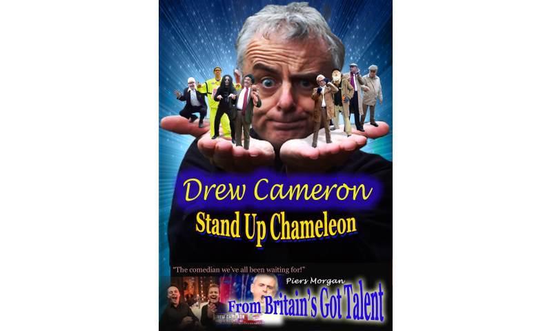 Stand Up Chameleon