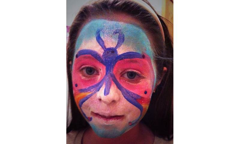 Face Paint by Sarah 2