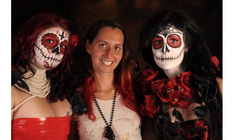 Day of the Dead Shoot