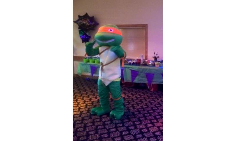 TMNT Appearances & Parties