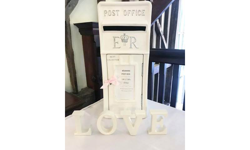 Royal Mail Postbox Hire in Hertfordshire, Bedfordshire, Essex & surrounding areas.