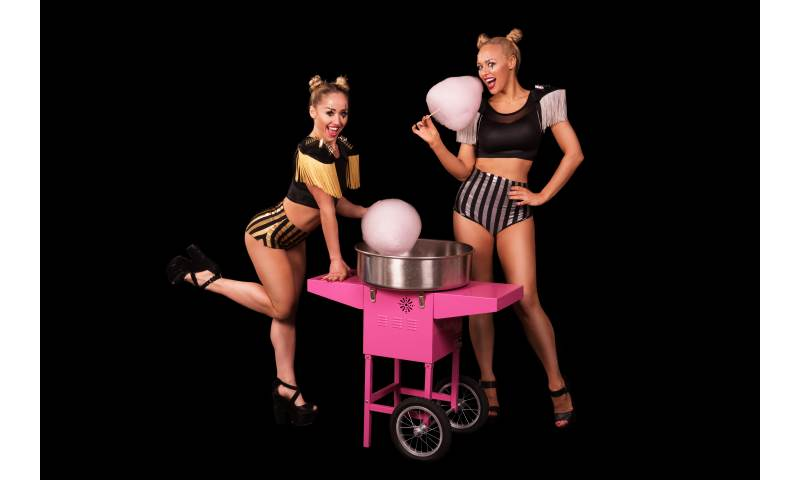 Candyfloss Hire in Hertfordshire, Bedfordshire, Essex & surrounding areas. Perfect for weddings, birthdays & corporate events