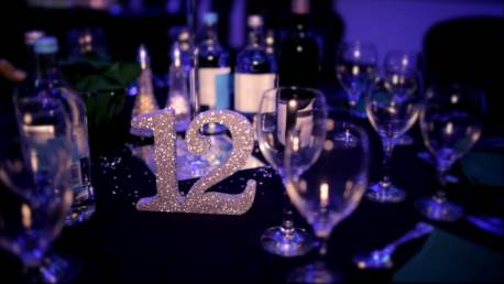 Table decor hire in Hertfordshire, Bedfordshire, Essex & surrounding areas.
