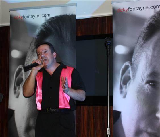 60's Tribute Singer - Ricky Fontayne
