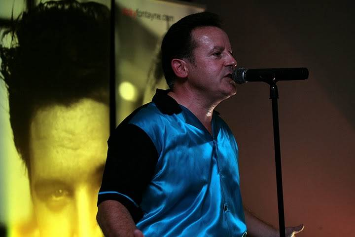 Ricky Fontayne 50's Tribute