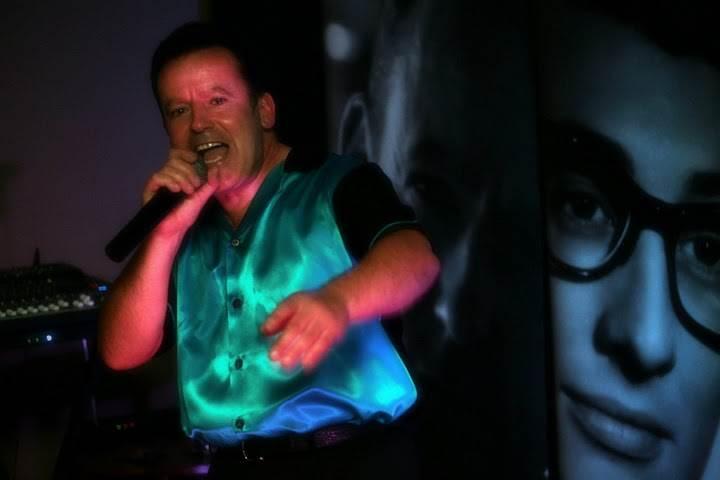 Ricky Fontayne 50's Tribute Show