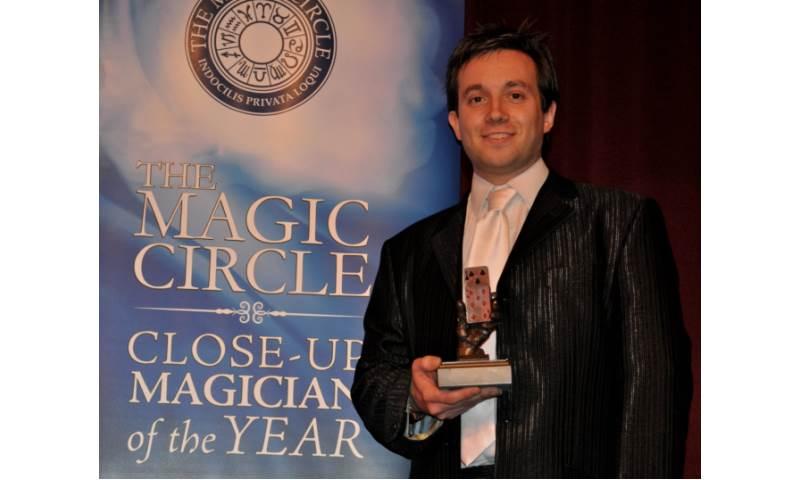 Magic Circle Close Up Magician of the Year