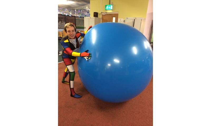 The Climb in Balloon Act