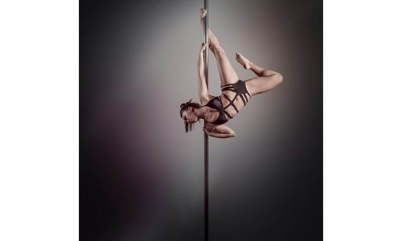 Pole Dancing Performance