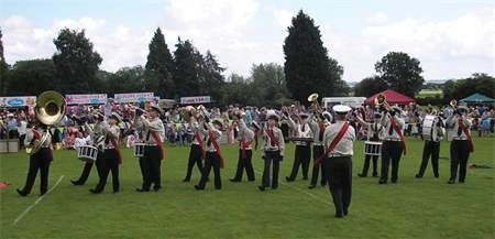 Aylburton Carnival and Fete