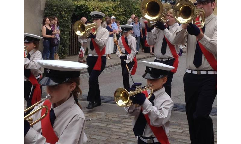 Gloucester Armed Forces Day Parade