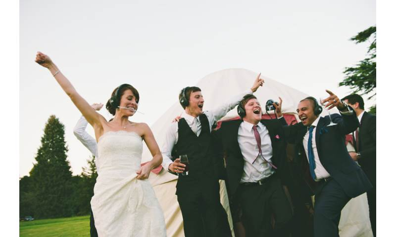 Silent Noize Wedding