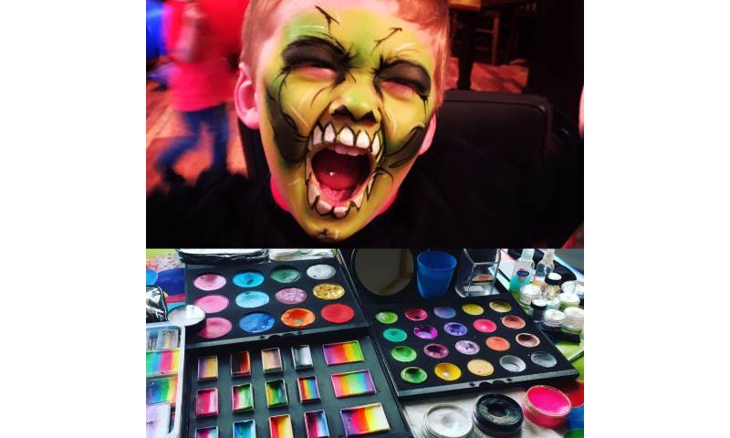 Emily's Fabulous Face Paints