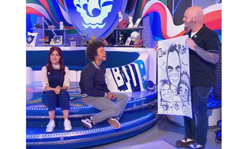 Blue Peter - May 2016