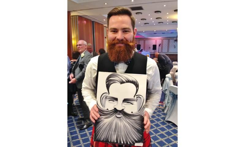 What a beard!!