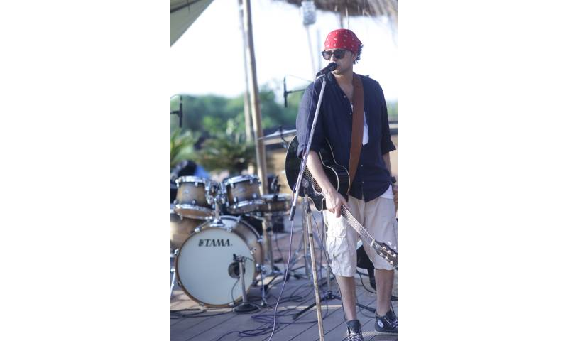Oliver Sean - Live in Goa (Beach Festival)