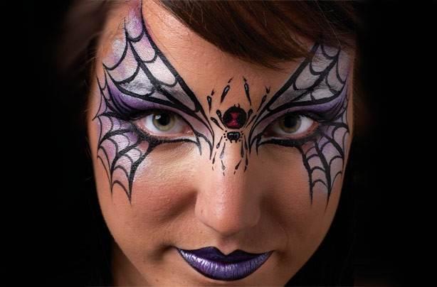 Face paint purple witch.jpg