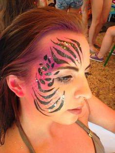 Face paint festival tiger.jpg