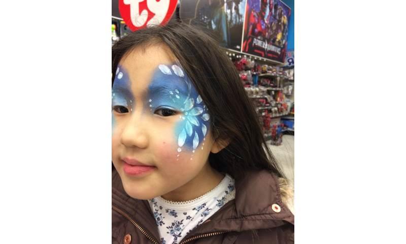 Face paint blue white floral.jpg