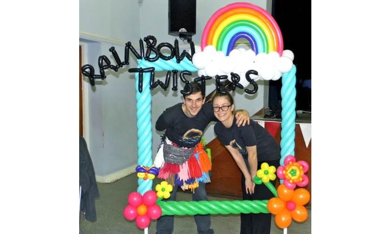 Rainbow Photo Frame.JPG