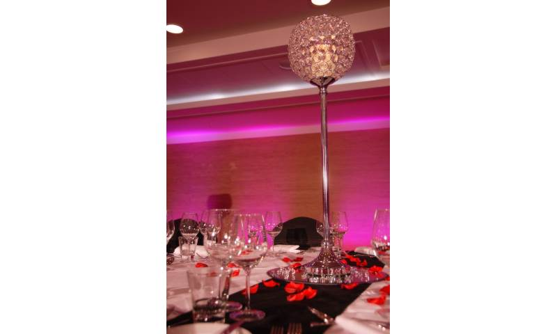 90cm Crystal Globe
