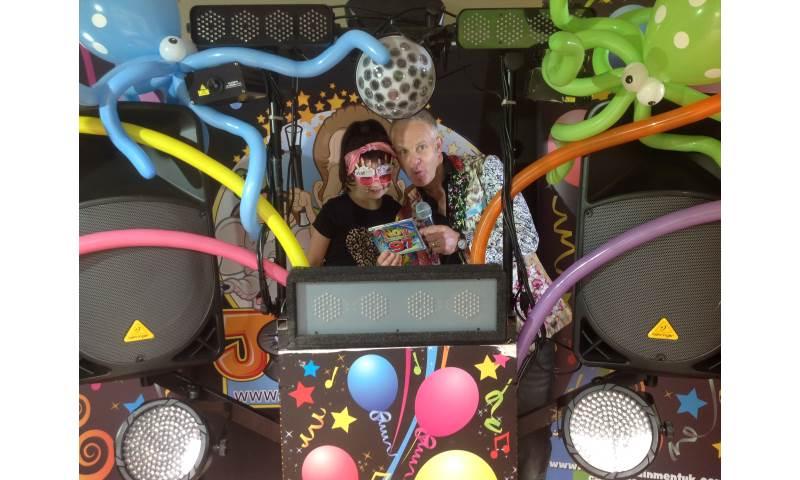 Bristol childrens disco party.JPG