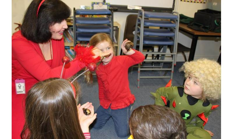 Bugfest school visits
