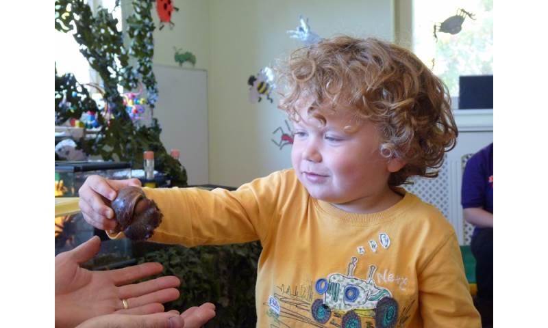 Bugfest pre-school visits
