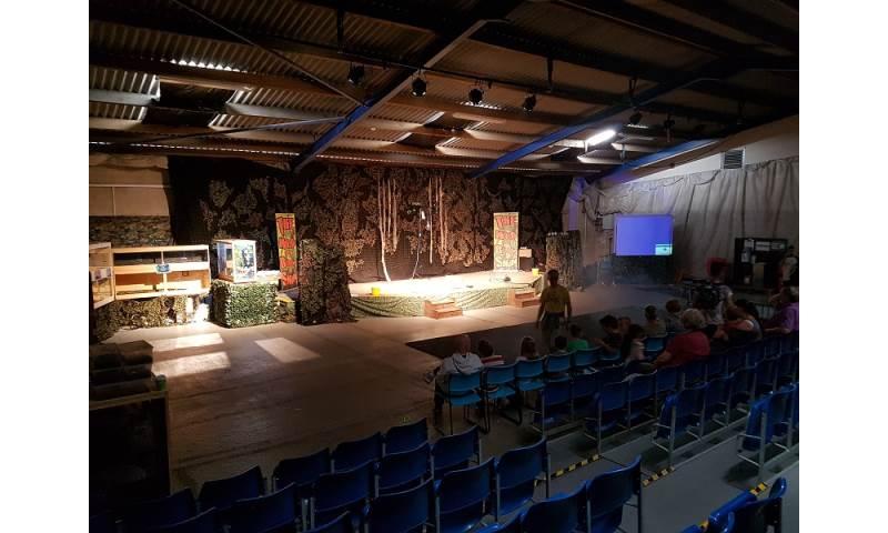 Bugfest large venue - National Forest Adventure Farm