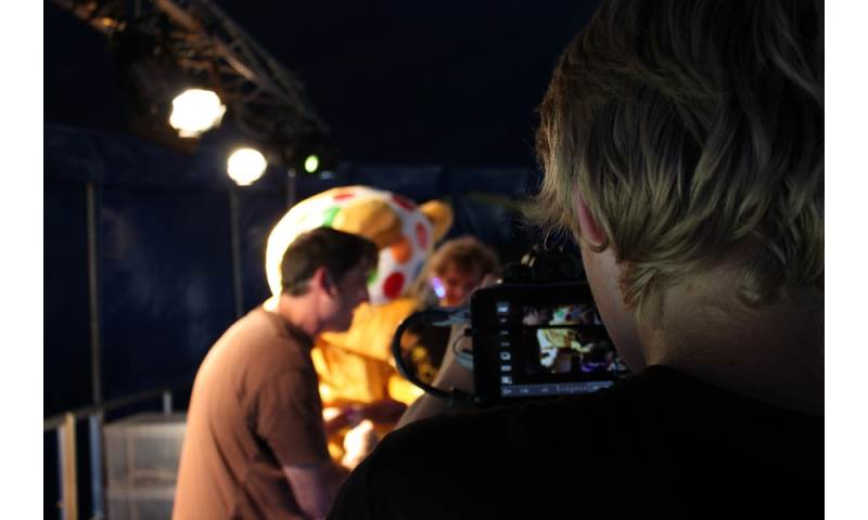 Bugfest with Pudsey Bear Live Children in Need Carfest