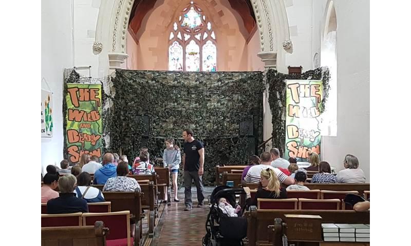 Bugfest at church