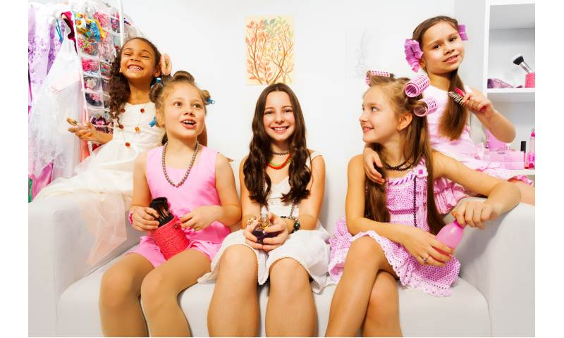 Children's Pamper Party