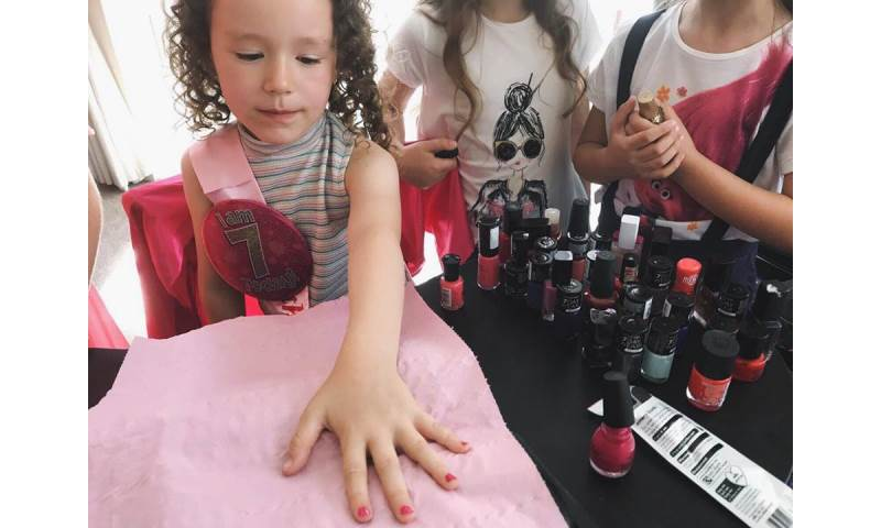 Teen Pamper Party Surrey