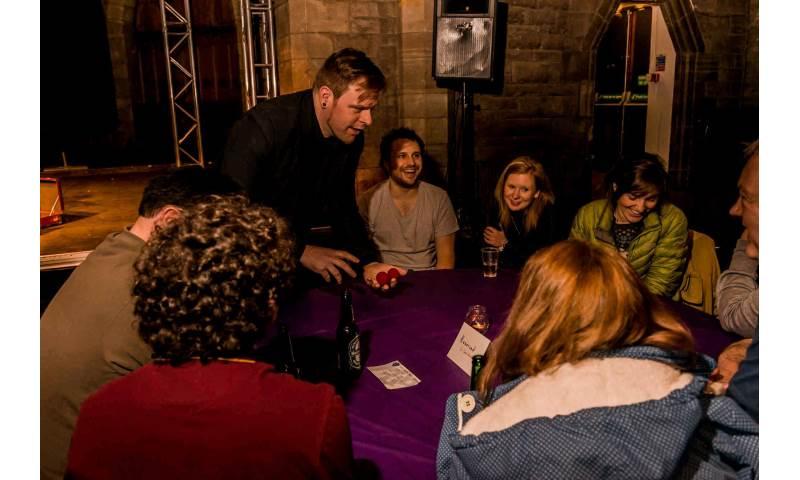 Dave Reubens - Party Magician