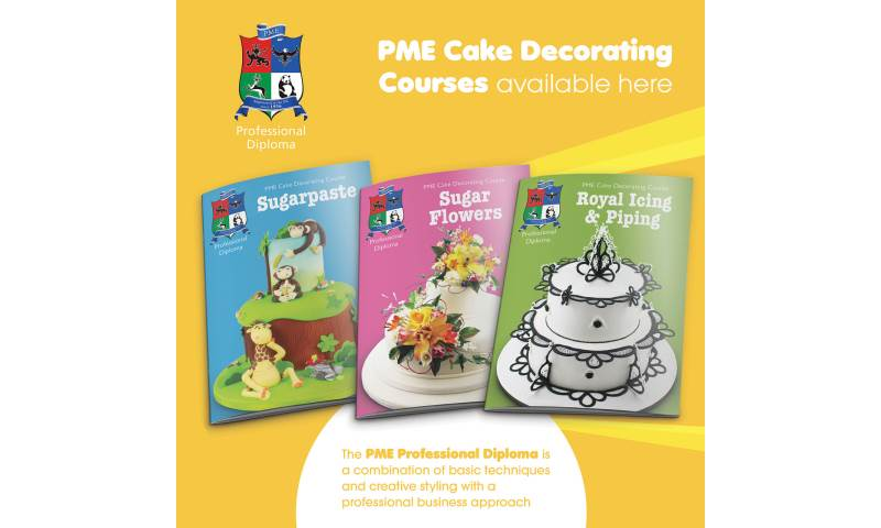 PME cake decorating Courses available in Ely Cambridgeshire