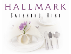 Hallmark Catering  Equipment Hire Co. Logo