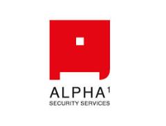Alpha 1 Security Services (GB) Ltd Logo
