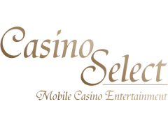 Casino Select 'Mobile Fun Casino Entertainment' Logo